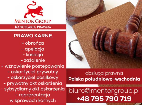 kancelaria prawna mentorgoup - prawo karne